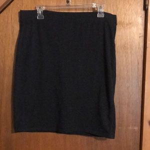 Old Navy stretch skirt.